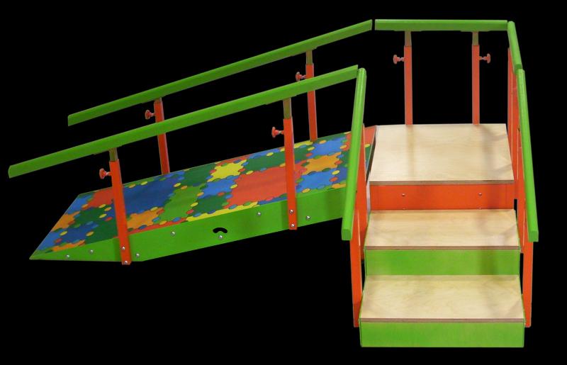 Escalera infantil
